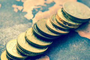 Travel abroad currency