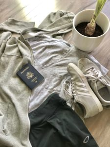 Comfortable Travel outfit